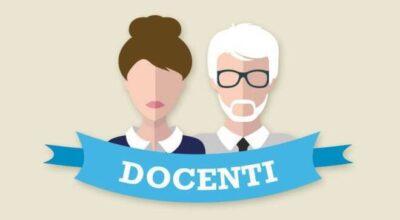 ACCESSO ALL'AREA RISERVATA DEI DOCENTI